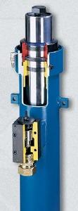 pistone per ascensore idraulico